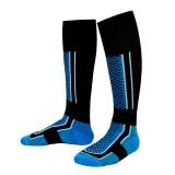 Men Women Sports Thicken Long Athletic Socks Hiking Breathable Quick-Drying Tube Socks