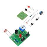 10pcs DIY Photosensitive Induction Electronic Switch Module Optical Control DIY Production Training Kit