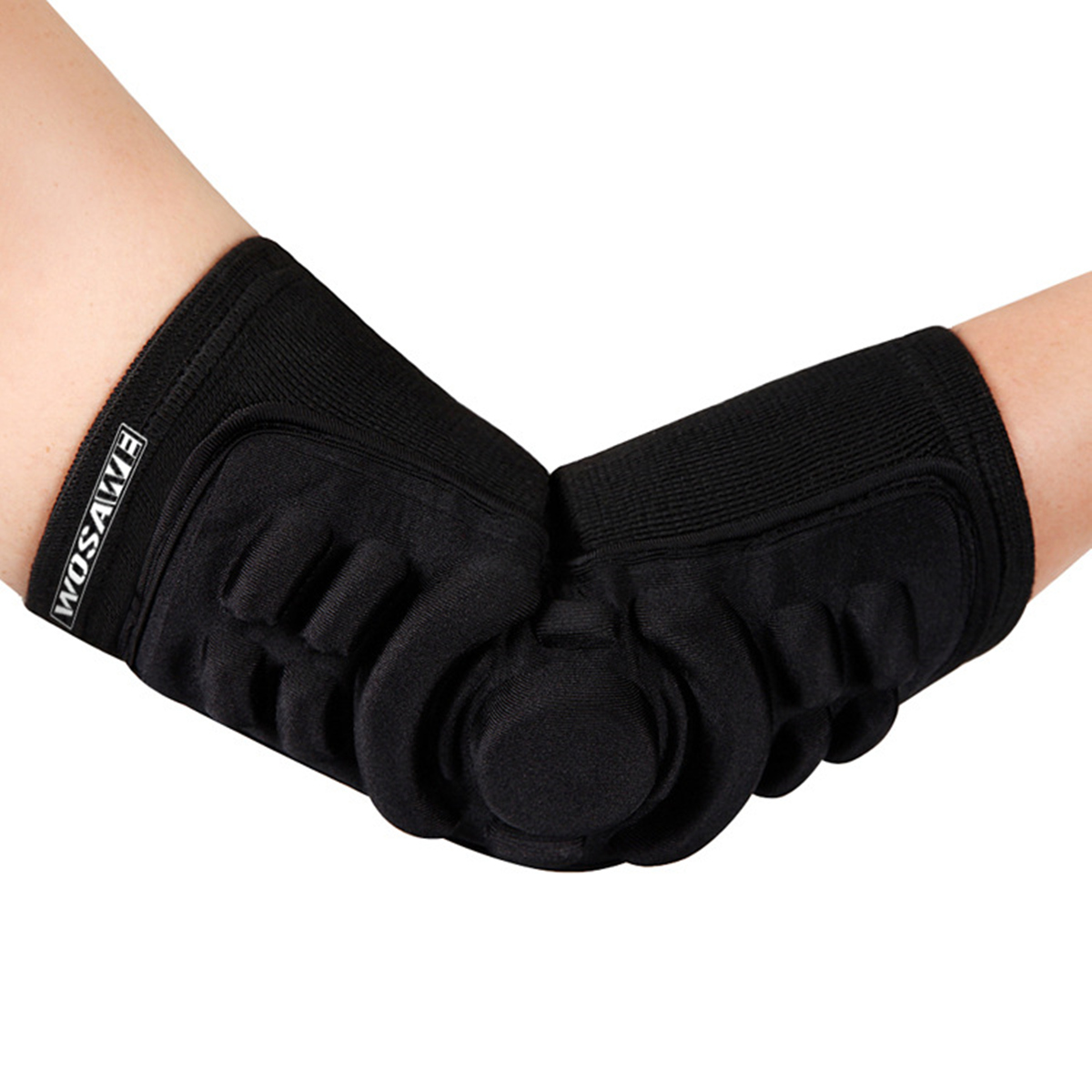 Safety Guard Elbow Knee Support Pad Protector for Cycling Baseball Outdoor Sport