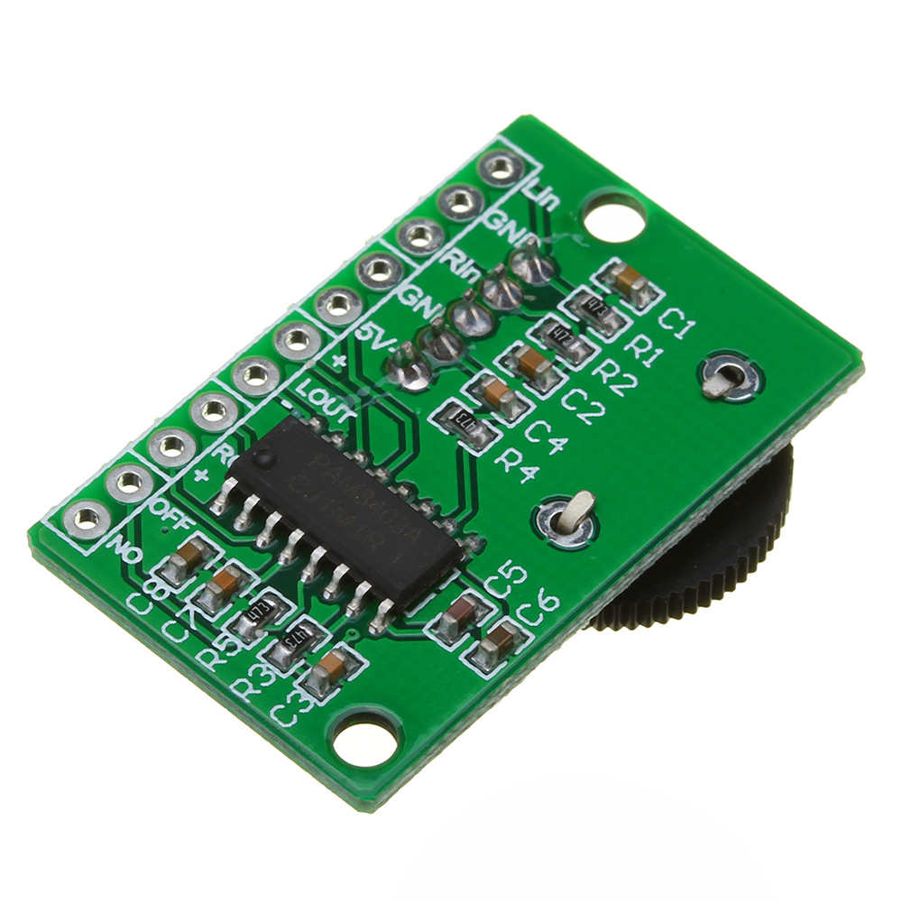 PAM8403 DC5V 3W Digital Amplifier Module Dual Channel Power Stereo Amplifier Board