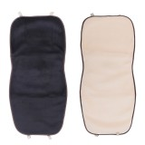 12V Fleeced Car Front Seat Heated Cushion Seat Warmer Winter Household Cover Electric Heating Mat