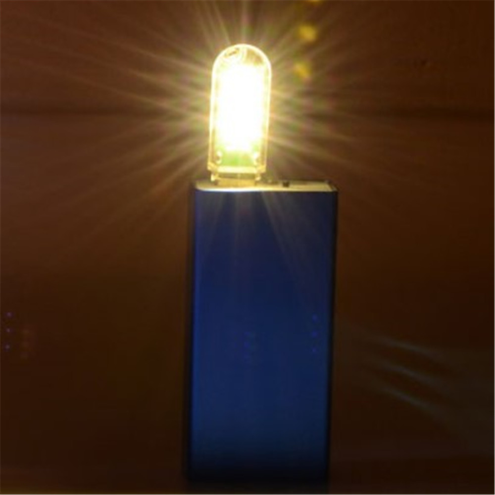 DC5V U Shape SMD5730 3W USB LED Rigid Strip Night Light for Reading Camping