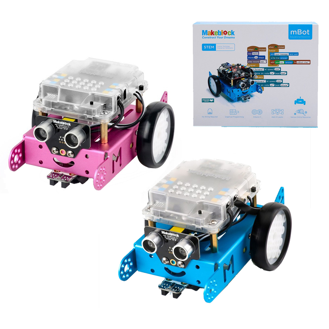Makeblock MBot V1.1 STEM Educational Programmable