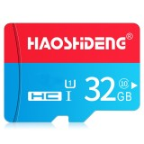 HAOSHIDENG 16GB 32GB 64GB Class 10 High Speed TF Memory Card with Card Adapter for Mobile Phone