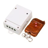 AC220V Wireless Remote Control Switch Module 2000W High Power Remote Control For Water Pump