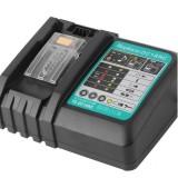 100V-240V Li-Ion Battery Charger for Makita 7.2V-18V DC18RC BL1860 BL1845 1815