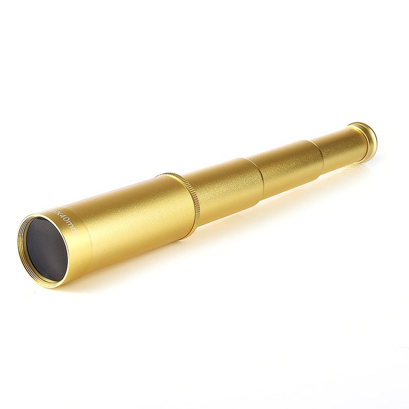 Ipree 25 215 40 Pirate Monocular Portable Outdoor Optic Hd