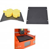Easythreed 12.8*11.8cm Detachable Flexible Magnetic Absorption Printing Platform for NANO&Mickey 3D Printer