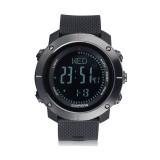SUNROAD CARBINE 5ATM Waterproof Pedometer Altimeter Barometer Digital Sports Smart Watch Fitness
