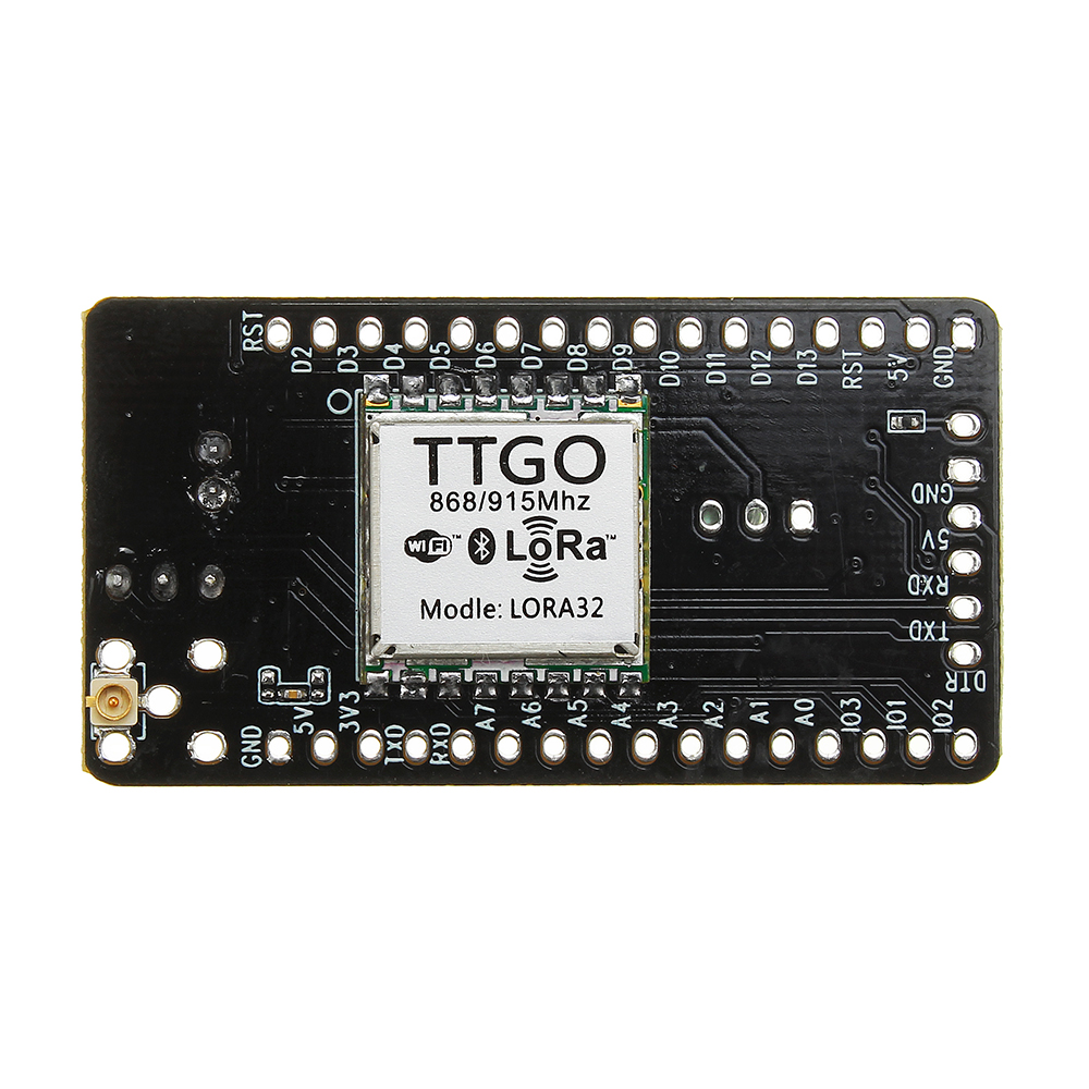 Wemos TTGO T-Deer Pro Mini LoRa 433MHz 868MHz 915MHz Mega328 IOT  Development Board For Arduino