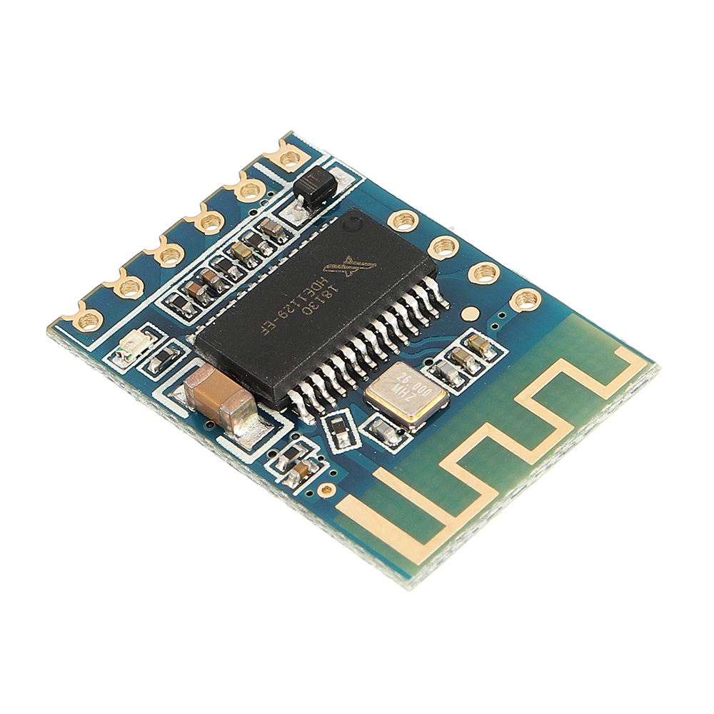 10pcs Bluetooth 4.0 Audio Receiver Board For Stereo Dual Channel Audio Speaker Amplifier JDY-62