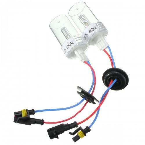 H1 75W Car HID Xenon Headlights Bulb DC 12V 4300K-12000K 2PCS