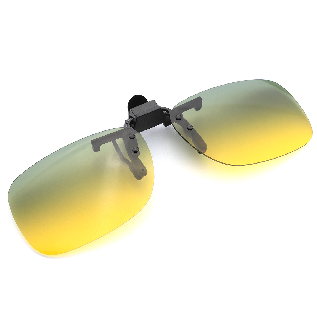 UV400 Polarized Sunglasses Clip Driving Sunglasses Clip Night Vision Goggles Day And Night