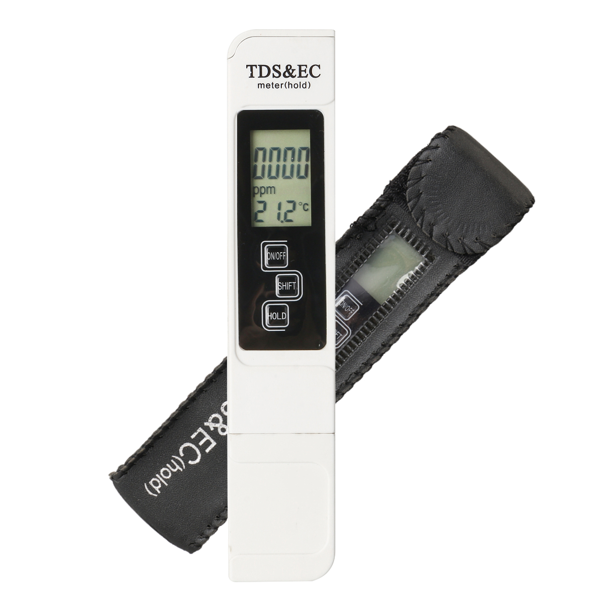 Salt Water Pool Fish Pond Test Digital Salinity Temp Tester Meter Portable Pen