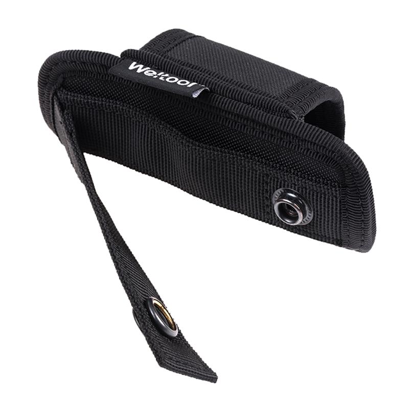 Weltool FH3 Open Top Nylon Flashlight Holster Outdoor Portable Flashlight Tactical Holder