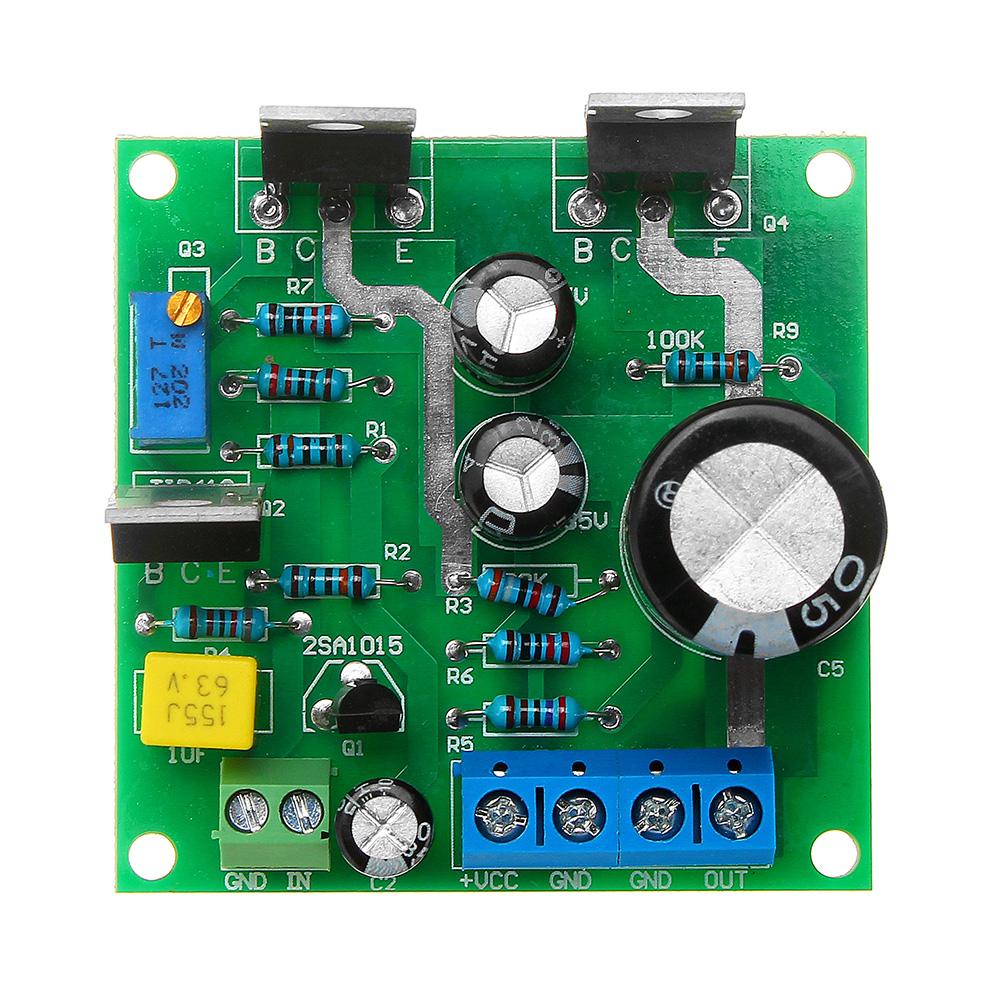 DC12V 24V Mini 1969 TIP41C Mono Channel Amplifier Board for Arduino