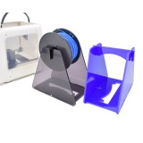 Easythreed Blue/Grey/Orange Acrylic Assembly Bracket 3D Printer Filament Holder