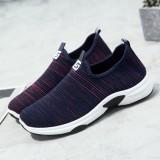 Women Mesh Walking Casual Slip On Sneakers