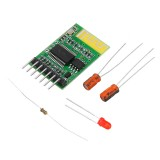 Wireless Audio Power Amplifier Bluetooth 4.0 Audio Receiver Module For DIY Modified Speaker