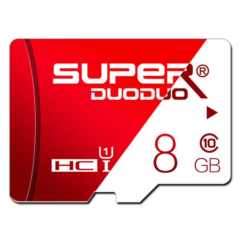 Superduoduo Class 10 16GB 32GB High Speed TF Card Flash Memory Card for Mobile Phone Tablet PC