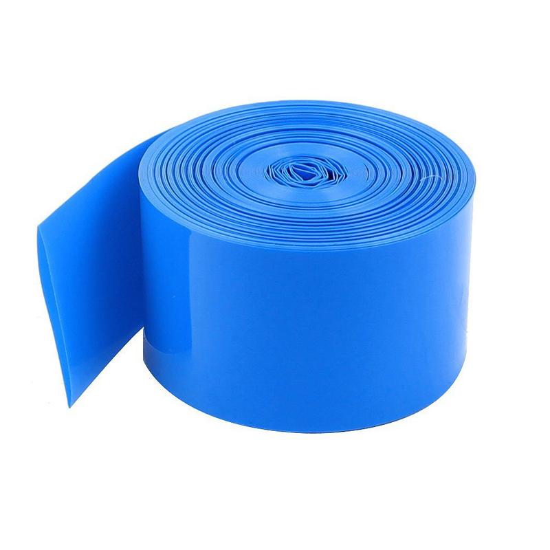 2M PVC Heat Shrink Tubing Shrink Tube 18650 Battery Shrink Sleeve Insulation Casing Heat shrink Tube