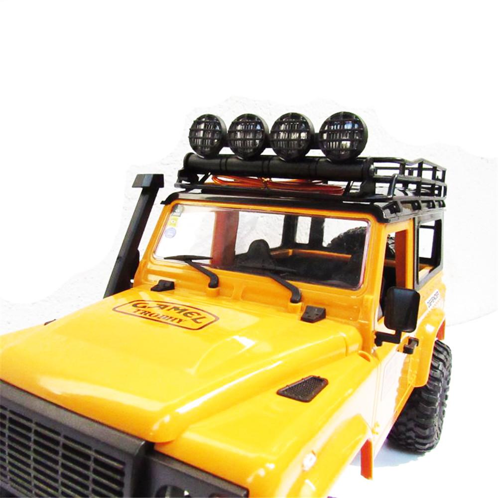 HG P407 1//10 2.4G 4WD Rc Car Upgrade Parts Shell LED Light Board Set 407-DZ007