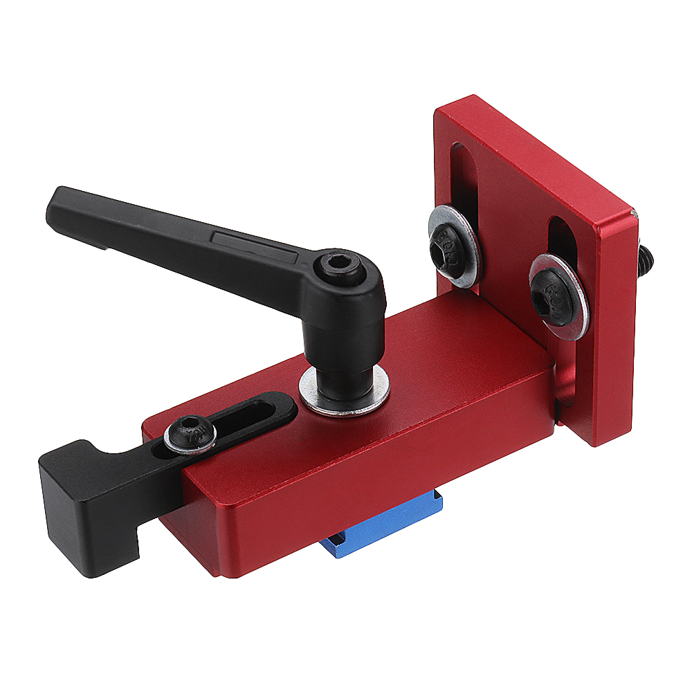 Drillpro Miter Track Stop for T-Slot T-Track Wood Working Tool