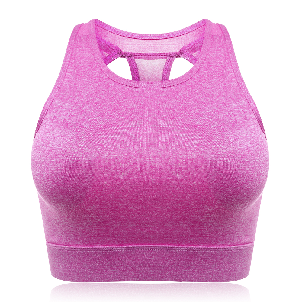 Hollow Out Beauty Back Quick Drying Shockproof Yoga Sports Bra
