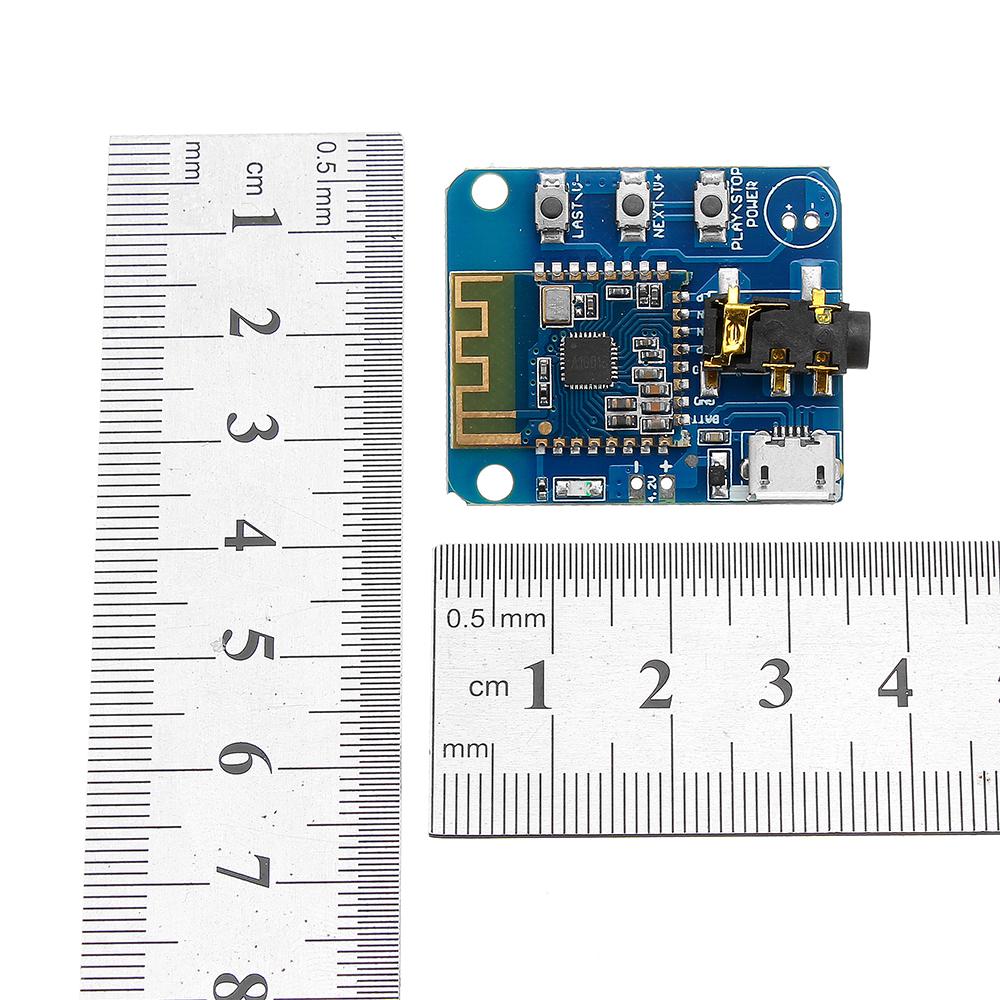 3pcs JDY-64 Lossless Bluetooth Audio Module 4.2 High Fidelity HIFI Speaker Audio Power Amplifier Board