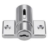 Door Window Lock Sliding Window Security Limit Lock Child Safety Protection Lock Anti-Theft With Key