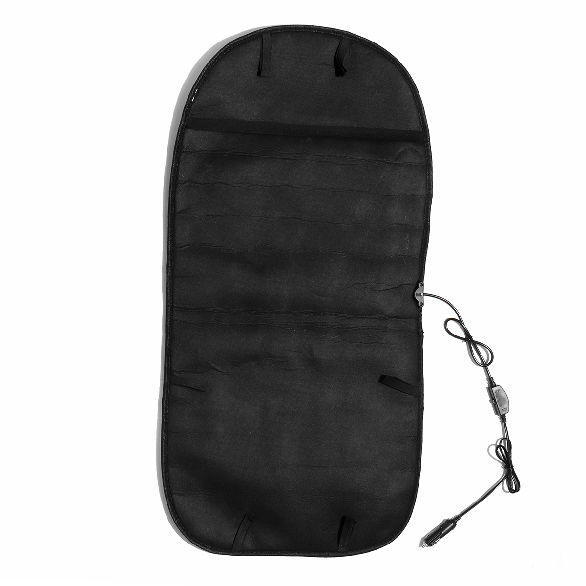 Car Electric Heated Seat Cushion Heater Cover Pad DC 12V 45W for Warmer Winter
