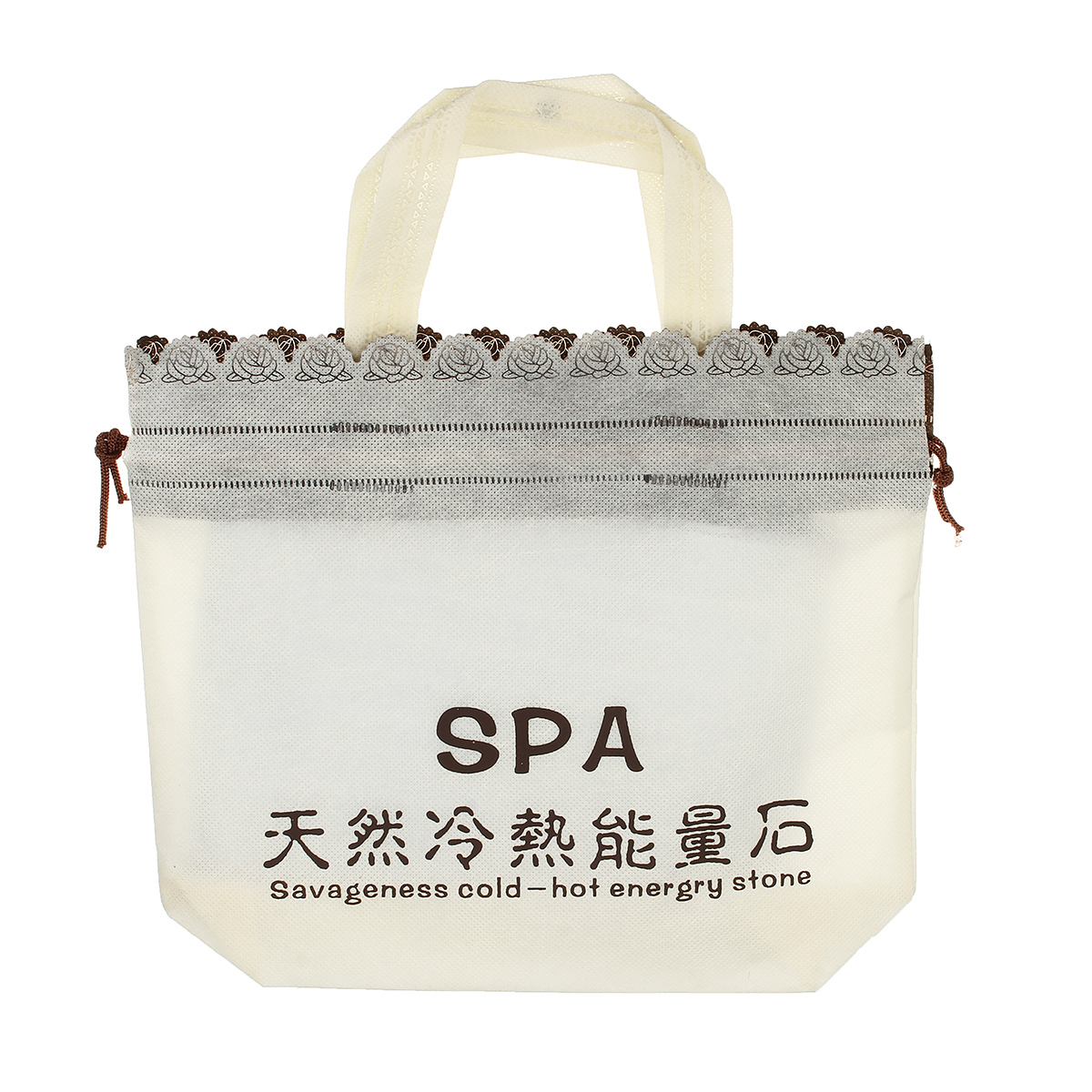 Electric Heating Bag Energy Massage Stone Heater Bag For Hot Energy Lava Spa Stone
