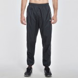Men Casual Elastic Waist Slim Fit Fitness Jogging Trousers Sport Pants