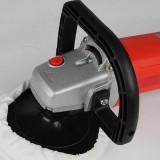 Portable Polishing Machine Multifunctional Car Polishing Machine Dewaxing Wool Disc Grinding Disc Diameter 180MM