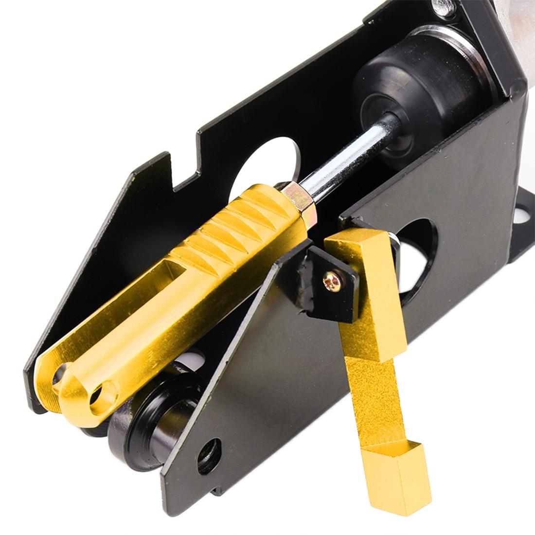 Racing Hydraulic Drift Handbrake Vertical Lever Long Handle Locking Device Hydraulic Drift Brake