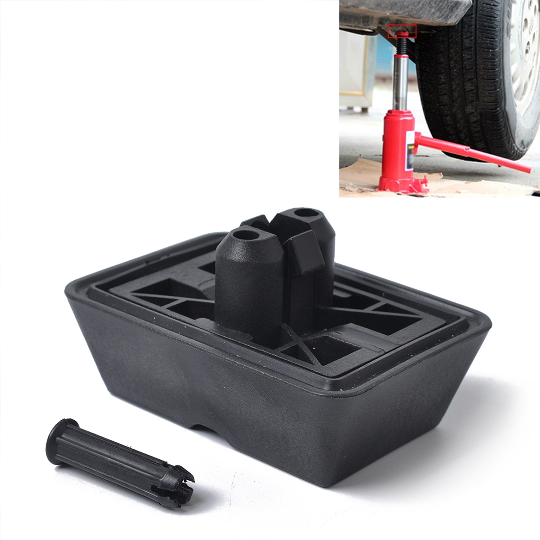 Car Jack Point Jacking Support Plug Lift Block Support Pad 51718268885 For Bmw 3 6 7 Series E Type Alexnld Com