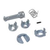 Car Door Lock Cylinder Repair Kit Right and Left 51218244049 for BMW E46 325i 330i