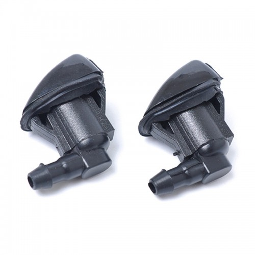 2 PCS Windshield Washer Wiper Jet Water Spray Nozzle 85381AE020 for Toyota Solara / Sienna