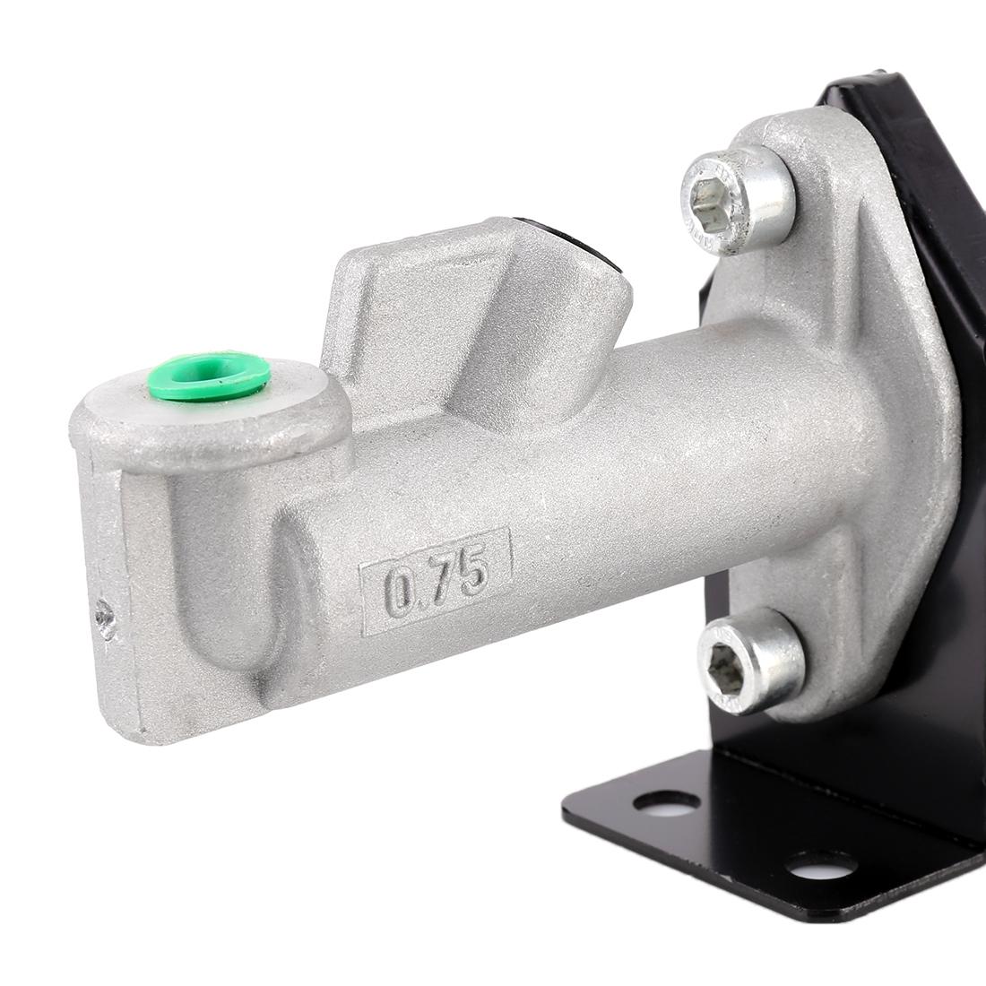 Car Modification Racing Hydraulic Drift Handbrake Short Straight Handle (Black)