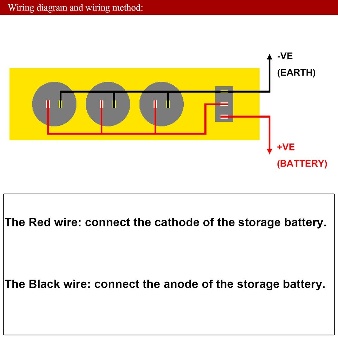 Wiring Diagram 12v Switch Panel