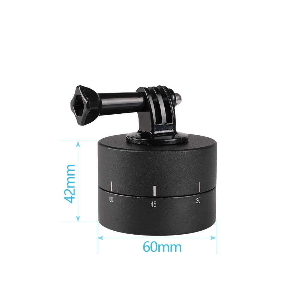 Teng AYSMG 120min Auto Rotation Camera Mount for GoPro