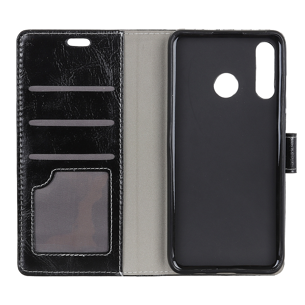 Retro Crazy Horse Texture Horizontal Flip Leather Case for Huawei P30 Lite 33b41d2e98a