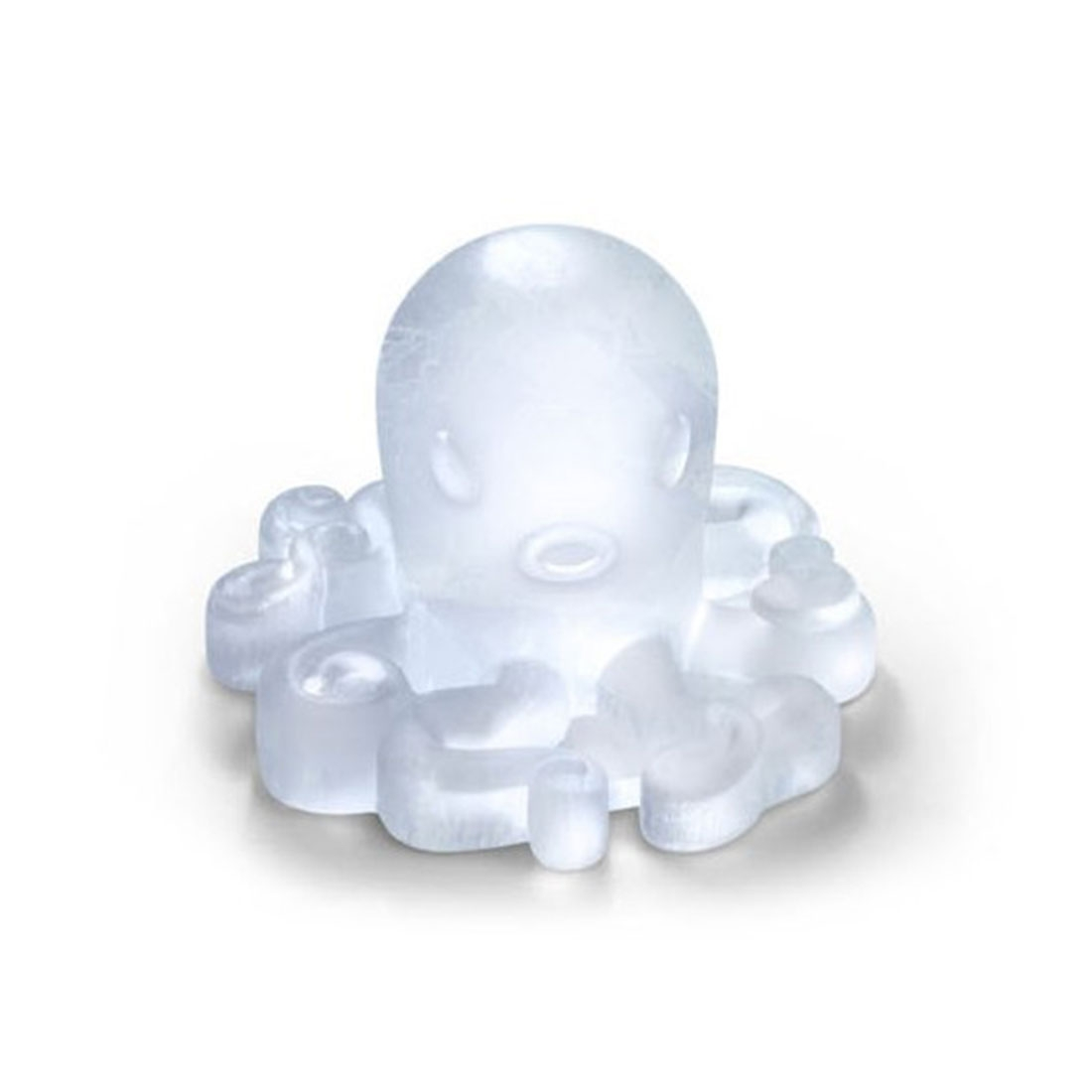 Adorable Octopus Mold Silicone Ice Cube Tools Ice Cream Cube Tray / Ice Mold