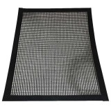 Barbecue Heat Resistant Non-stick Grilling Mesh BBQ Baking Mat, 40x30cm