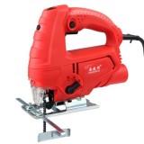 220V Jig Saw Electric Saw Woodworking Electric Tools Multifunction Chainsaw Hand Saws Wood Cutting Machine With Laser & 10 Saw Blade, EU plug