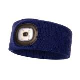 LED Headband Headlights Fishing Headlights Hunting Lights Night Fishing Headlights (Blue)