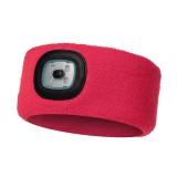 LED Headband Headlights Fishing Headlights Hunting Lights Night Fishing Headlights (Red)