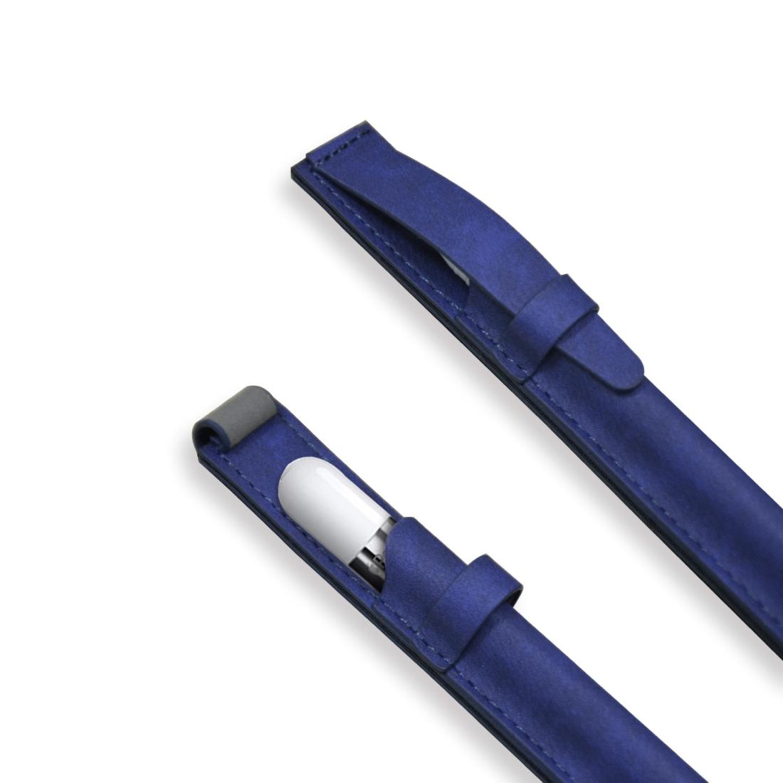 Apple Stylus Pen Protective Case for Apple Pencil (Dark Blue)
