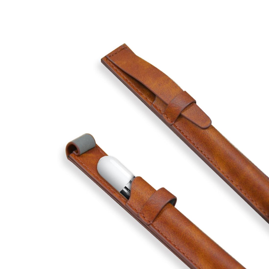 Apple Stylus Pen Protective Case for Apple Pencil (Brown)
