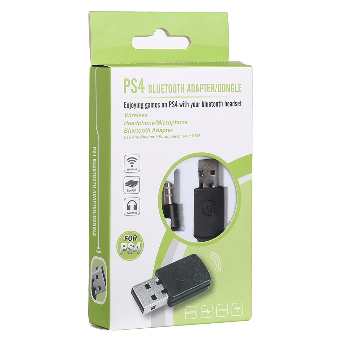 3 5mm Usb Bluetooth Adapter Dongle Receiver And Transmitters For Sony Playstation Ps4 Alexnld Com